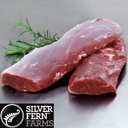 Lammefilet, New Zealand, SILVER FERN FARMS